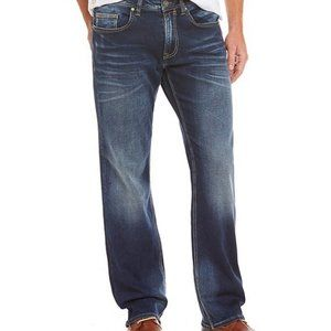 Buffalo David Bitton Driven Straight Fit Jeans NWT